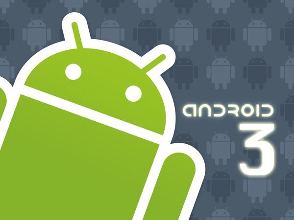 Android 3.0, los primeros tablets con Android 3.0 llegarán en enero de 2010
