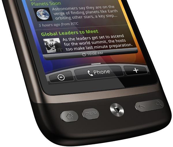 HTC Desire sí tendrá Android 2.3 Gingerbread de forma oficial después de todo