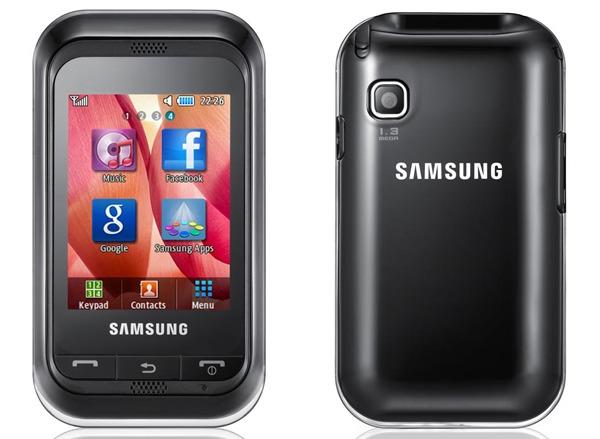 Samsung gt- c3300k