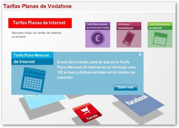 Tarifas internet m vil con vodafone precios y tarifas - Vodafone tarifas internet casa ...