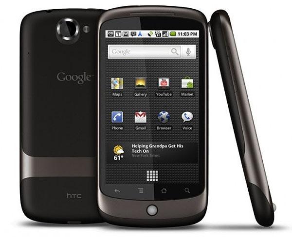 Alta definición en el Nexus One, un hacker graba vídeo a 720p en el móvil de Google