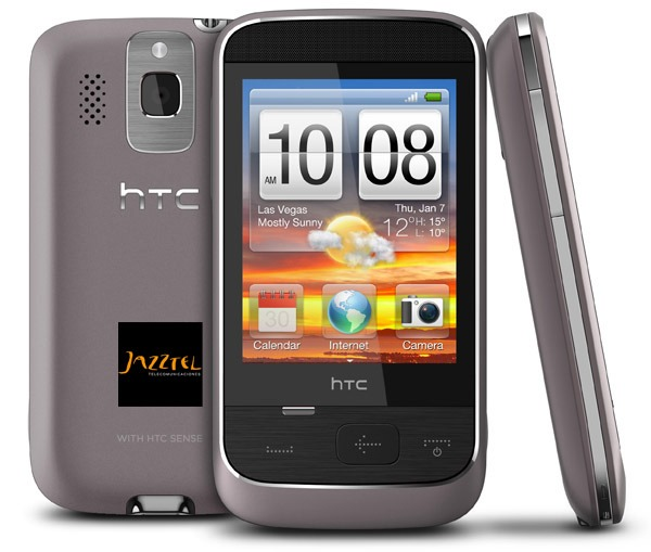 HTC Smart con Jazztel, Jazztel ofrece el HTC Smart a sus clientes de telefonía fija