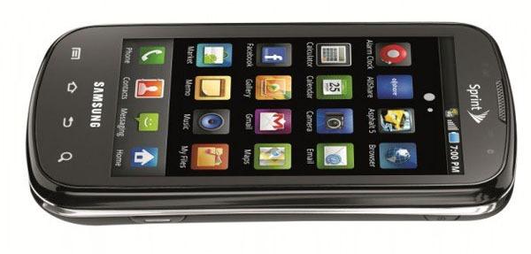 Samsung Epic 4G, el Samsung Galaxy S se hace con teclado qwerty y conectividad 4G en EEUU