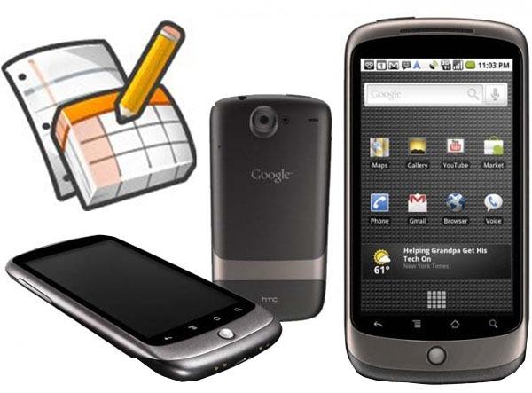 Google Docs, la aplicación online de Google ya disponible para Android, iPhone e iPad