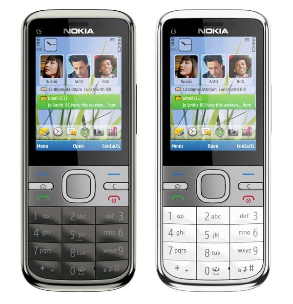 Nokia C5-00 Movistar, gratis el Nokia C5-00 con Movistar