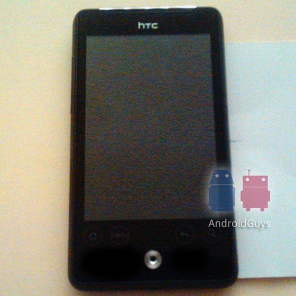 HTC Aria, filtradas las imágenes del HTC Aria con Android 2.1 y pantalla de 2,8 pulgadas