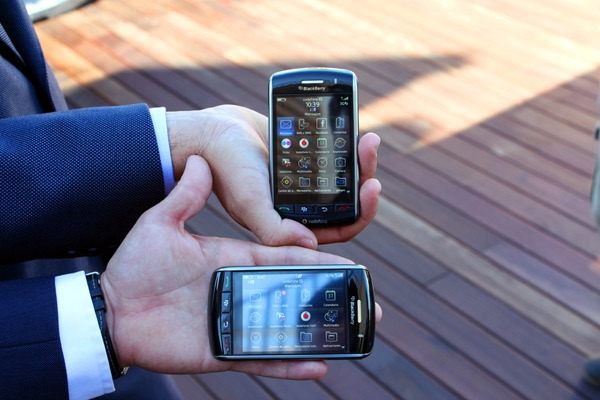 Blackberry, Vodafone lanza una oferta prepago para Blackberry