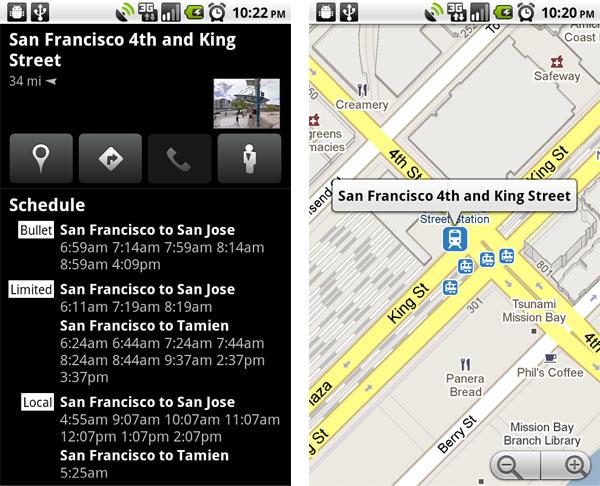 Google Maps 4.3, novedades y funciones de Google Maps 4.3 para Android