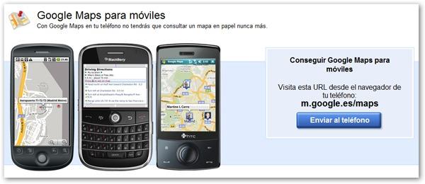 Google Maps Navigation, gratis para Android en España