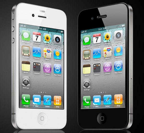 iPhone 4 blanco, la edición en color blanco del iPhone 4 no saldrá a la venta hasta el 15 de julio