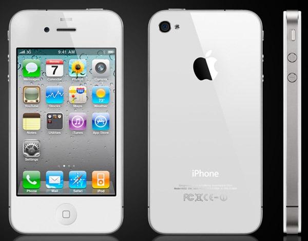 iPhone 4 blanco, gana 130.000 dólares con carcasas oficiales del iPhone 4 blanco