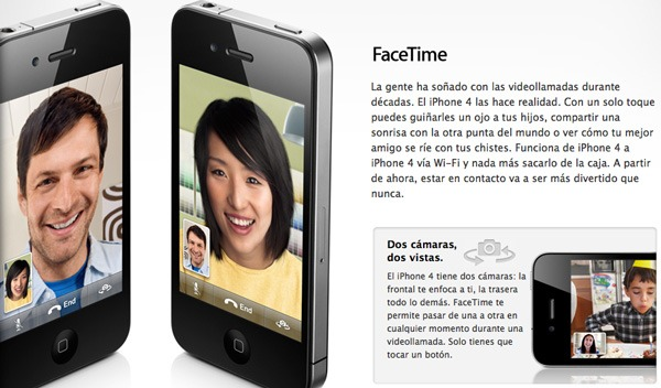 facetime gratis para iphone