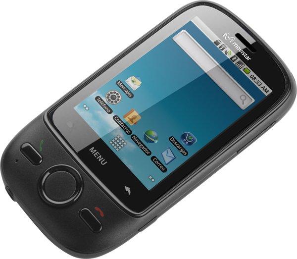 Movistar IVY, un smartphone económico con Android