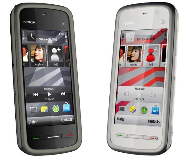 Nokia 5230, precio, opiniones y análisis