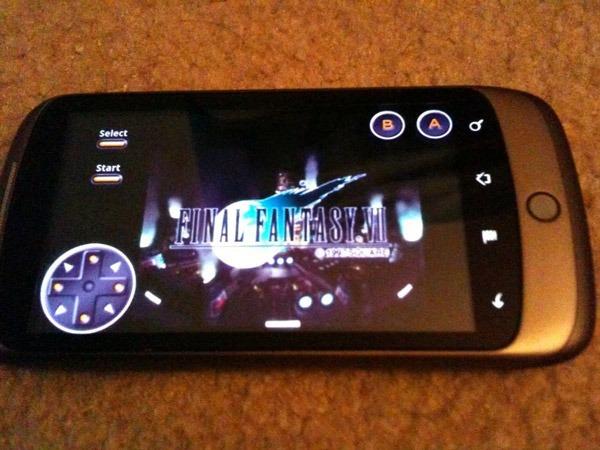 Android con PlayStation, la Android Market tendrá un emulador de PlayStation PSX