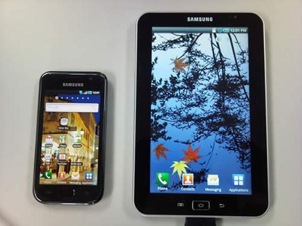 Samsung Galaxy Tab, se presentará en la IFA de Alemania