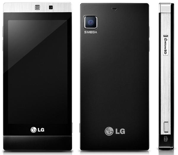 LG Mini GD880, gratis con Orange