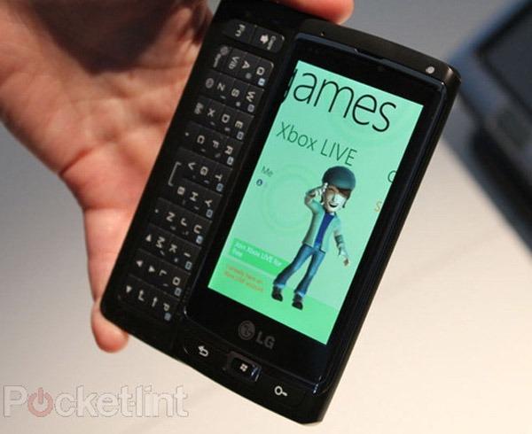 Samsung, LG, HTC, Dell y Asus serán los primeros fabricantes para Windows Phone 7