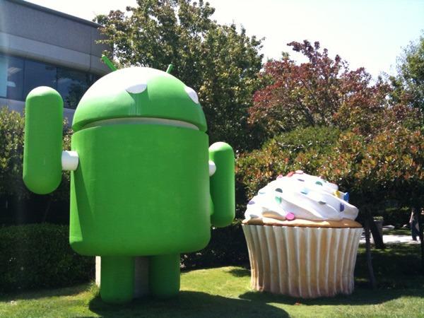 Android, el sistema operativo de Google gana cuota frente a los demás