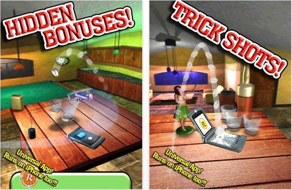 iPhone, el juego de monedas iQuarters gratis para iPhone, iPod Touch y iPad