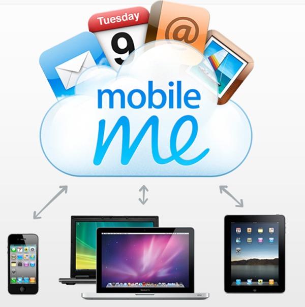 iPhone 4 iPad, Apple MobileMe Calendar, versión beta para iPhone y iPad