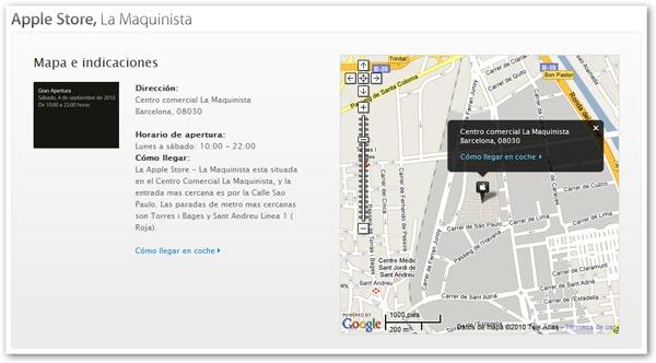 iPhone 4, Apple abre nuevas tiendas en Madrid y Barcelona