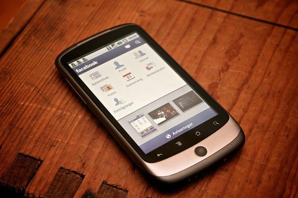 Facebook, la aplicación para Android se actualiza