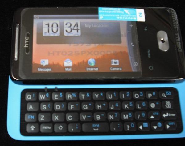 HTC Paradise y HTC Fiesta, filtradas las primeras imágenes de dos teléfonos con Android