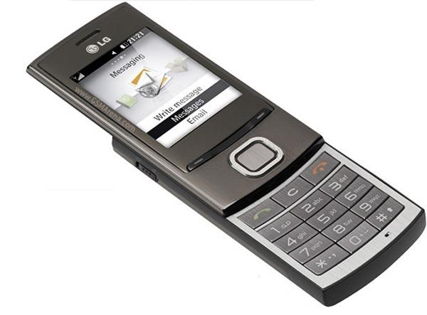 LG GD550 – A fondo, análisis y opiniones