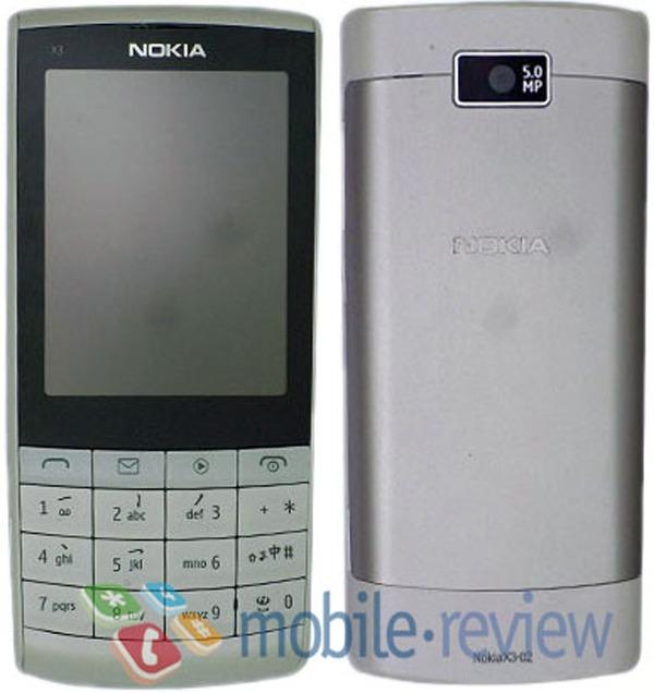 Инструкция Nokia X3 Скачать