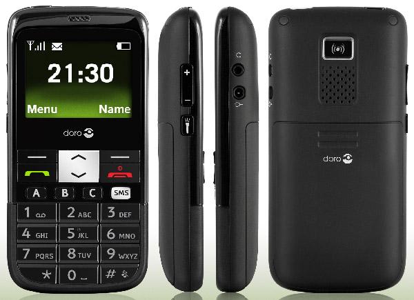 Doro PhoneEasy 332 y Doro PhoneEasy 338 GSM, móviles sencillos para usuarios senior