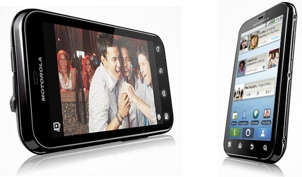 Motorola Defy, no actualizará a Android 2.2 Froyo hasta el segundo trimestre de 2011