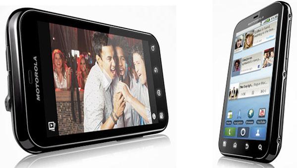 Motorola Defy, el móvil táctil todoterreno con Android aparece por 350 euros