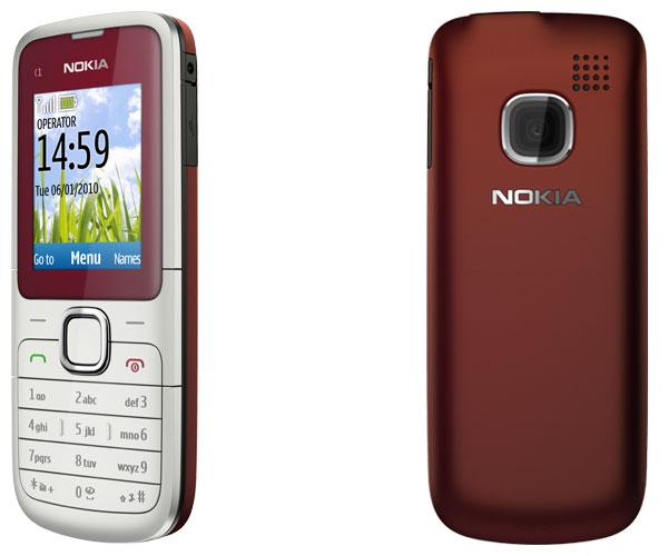 Nokia C1-01, opiniones y análisis