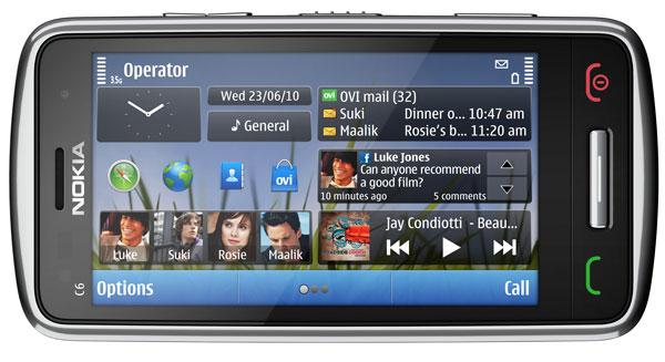 Nokia C6-01 Orange, gratis el Nokia C6-01 con Orange