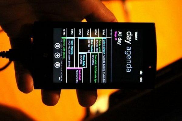 Samsung Omnia 7, nuevo vídeo de este móvil táctil con Windows Phone 7