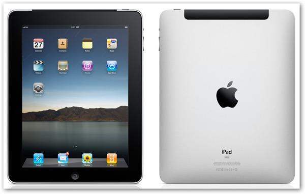 iPad 2, el nuevo iPad será más delgado y ligero, y saldrá a principios de 2011