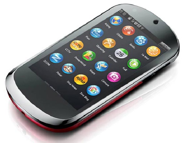 LePhone, el móvil táctil de Lenovo con Android llegará a todo el mundo