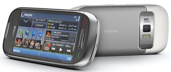 Nokia C7 con Vodafone, precios y tarifas del Nokia C7 con Vodafone
