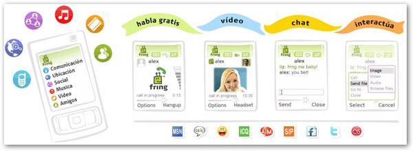 Nokia, la aplicación fring para llamadas VoIP gratuitas llega a la Ovi Store