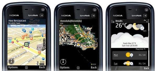 Ovi Mapas, navegación GPS gratis de Nokia con su propio Street View en el futuro