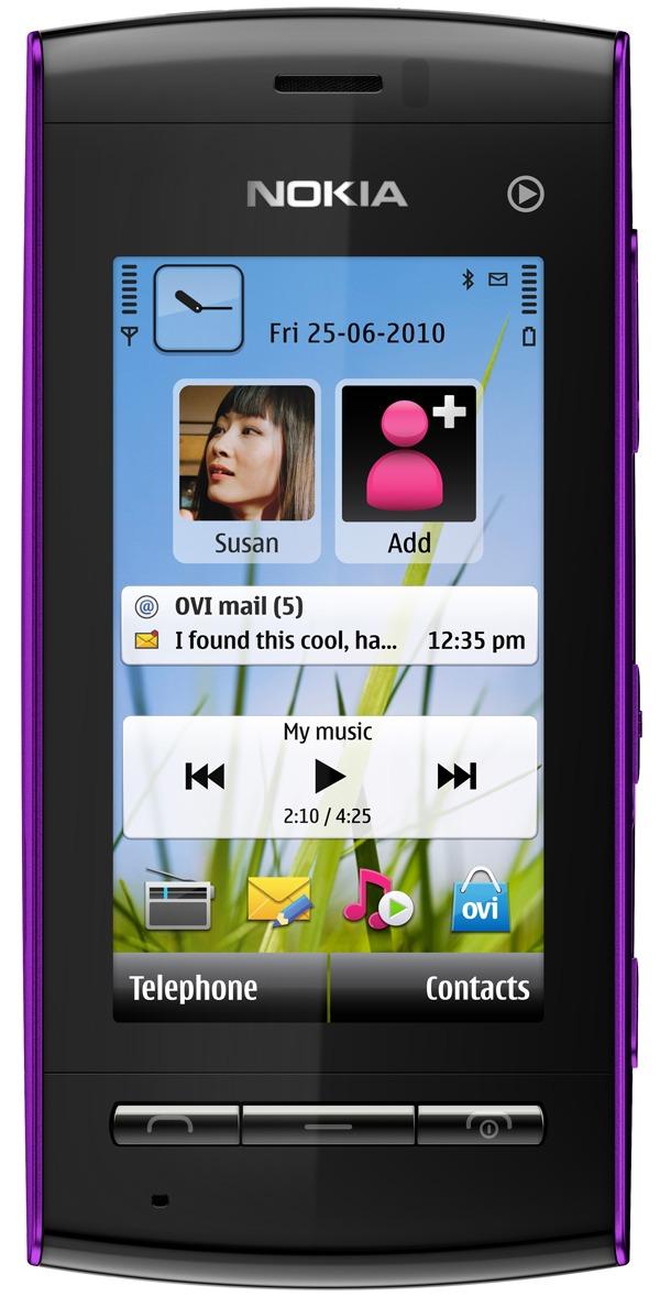 Nokia 5250 – A fondo, análisis y opiniones