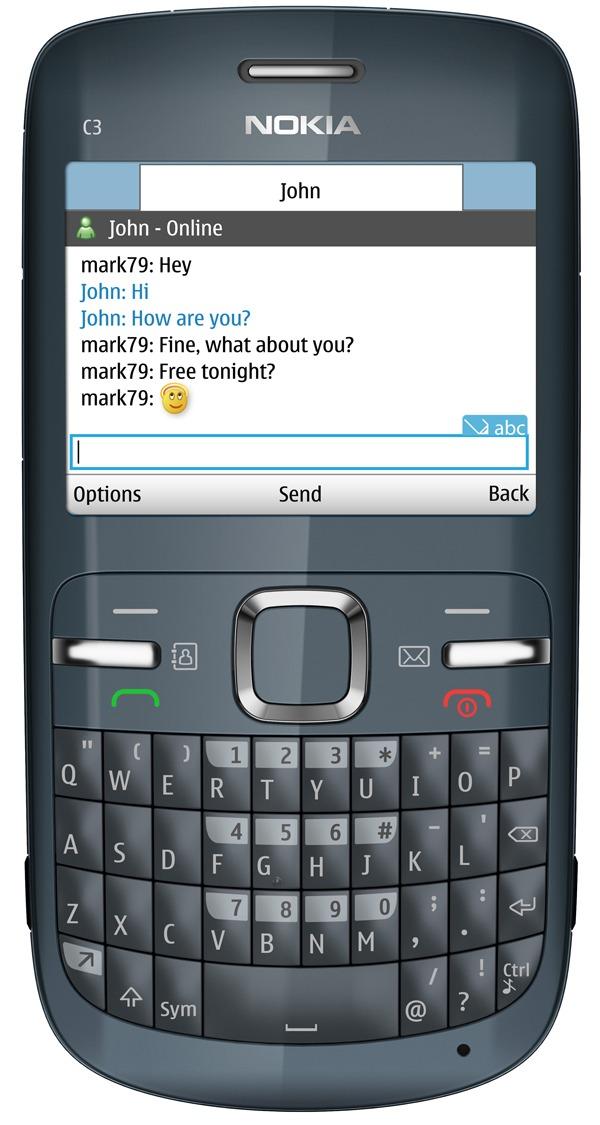 Nokia C3, todos los precios y tarifas con Orange