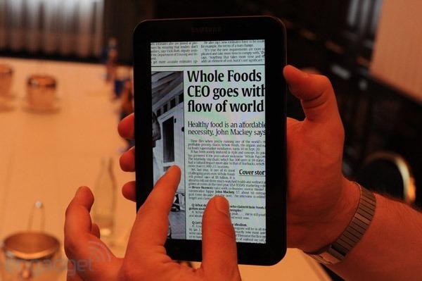 Samsung Galaxy Tab, confirmada la función de teléfono móvil para el Samsung Galaxy Tab