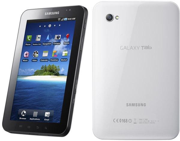 Samsung Galaxy Tab, Samsung ya ha vendido 600.000 unidades