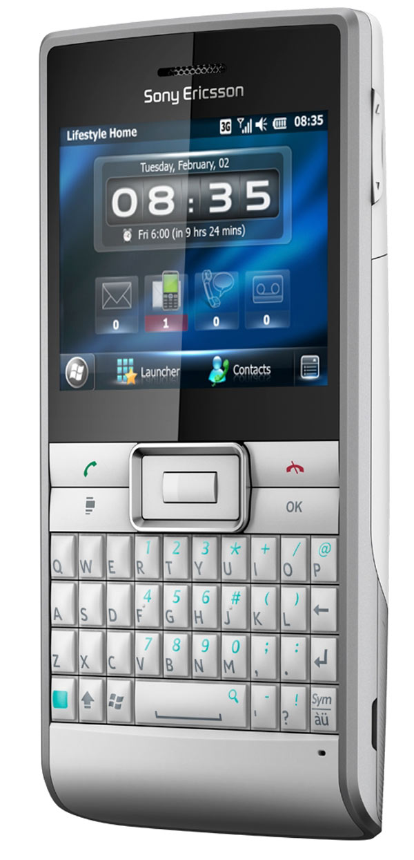 Office phone de sony ericsson un tel fono con windows y for Telefono oficina vodafone