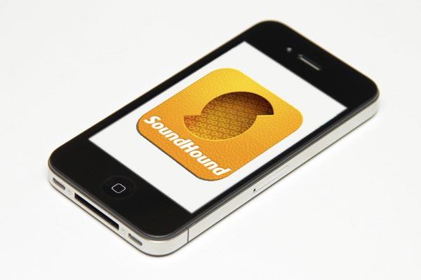 iPhone 4 SoundHound, aplicación que reconoce música en iPhone 4 con muchas opciones