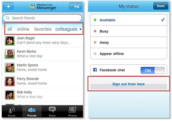 descargar windows live messenger para nokia c3