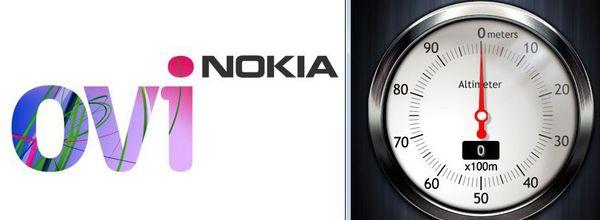 Analog Altimeter Touch, una aplicación para comprobar la altitud desde un móvil Nokia
