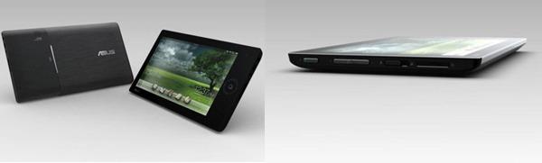 Asus EeePad EP90, tablet similar al iPad con procesador de doble núcleo